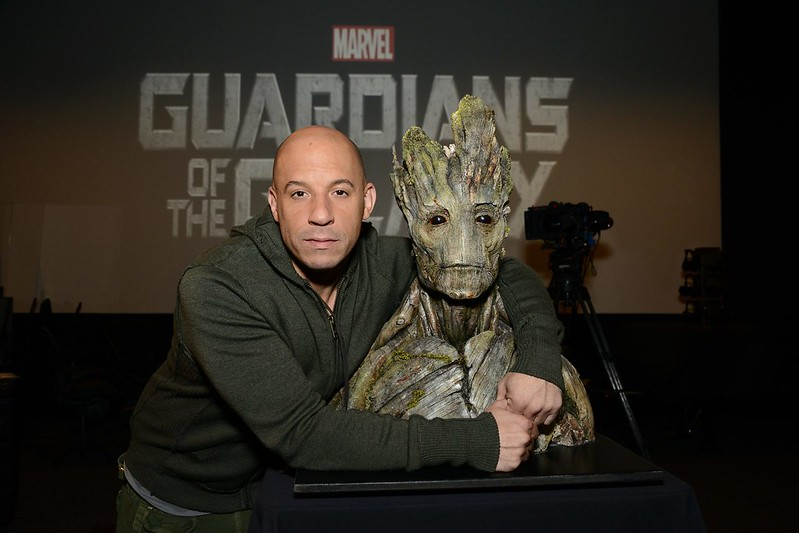 Vin Diesel Confirmed To Voice Groot In Guardians Of The Galaxy 1