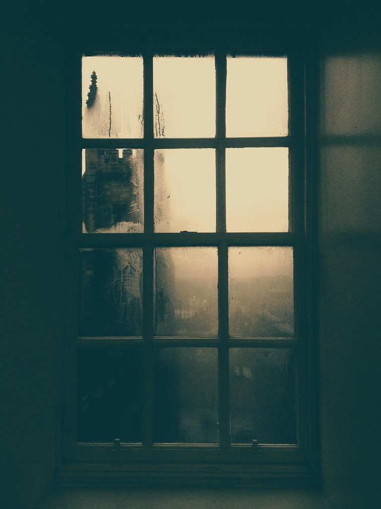 Foggy window