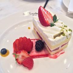 meal(0.0), breakfast(0.0), pavlova(0.0), produce(0.0), torte(0.0), semifreddo(1.0), bavarian cream(1.0), strawberry(1.0), whipped cream(1.0), frutti di bosco(1.0), fruit(1.0), food(1.0), dish(1.0), cheesecake(1.0), dessert(1.0), cuisine(1.0), mascarpone(1.0),