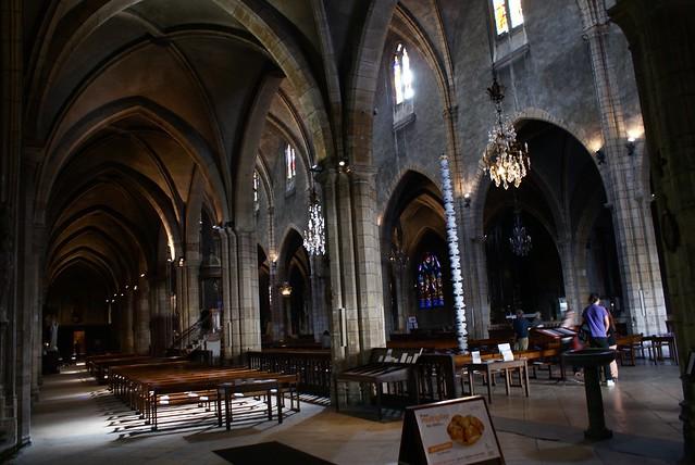 Eglise Saint Nizier à Lyon