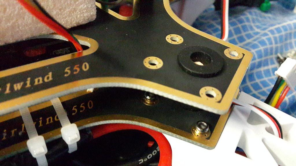 F550/APM based Hexacopter build | Chris Stubbs