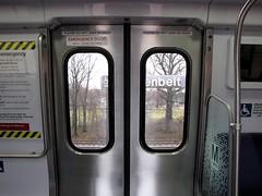 Metro 7000-Series railcar debut