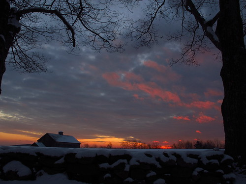 winter sunset nature landscape landscapes wintersunset ngc barns sunsets oldbarns wintersky winterscene greatnature top20wintertime