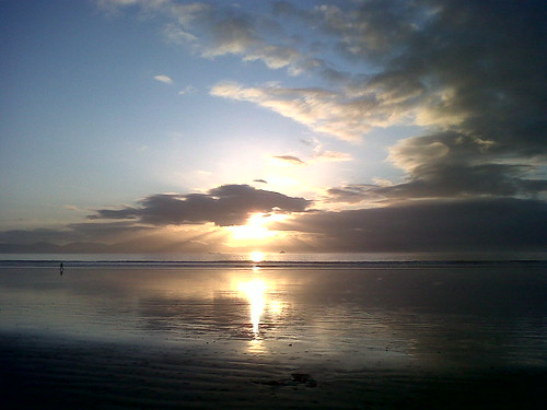 Sunset at Banna