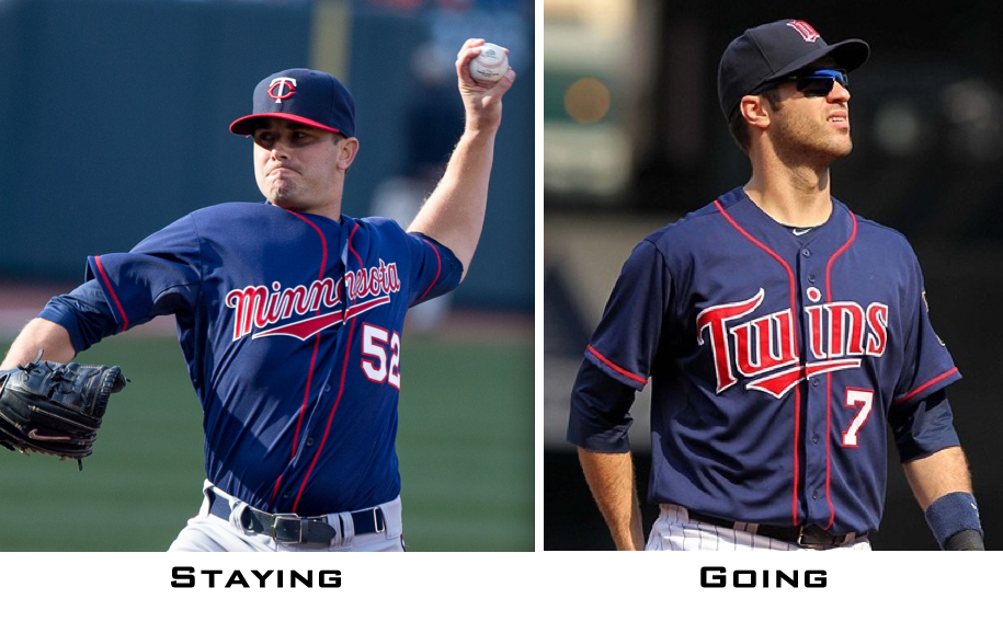 72d56e322 The Twins have had two navy alternate jerseys in recent years -- one for  home