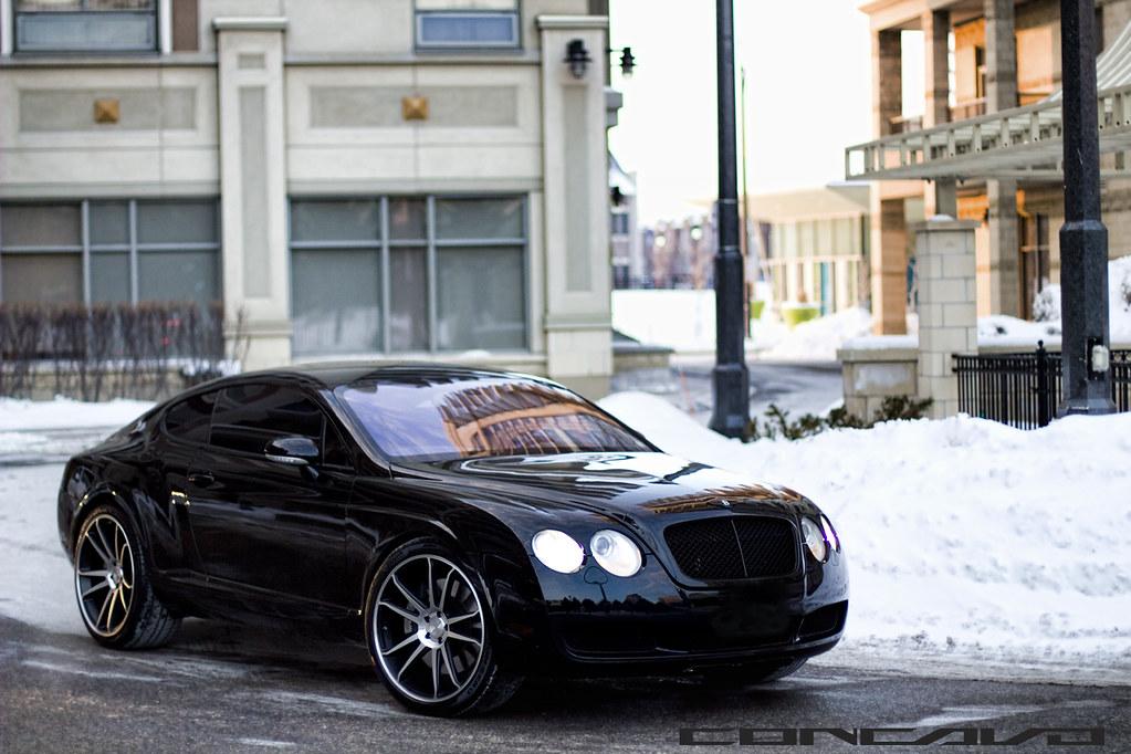Af F F B on 04 Bentley Continental Gt