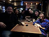 "New Deck Tavern 1st place Quizo winners ""Rhythmic Quizmatics"""