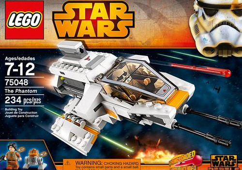 LEGO Star Wars The Phantom (75048)