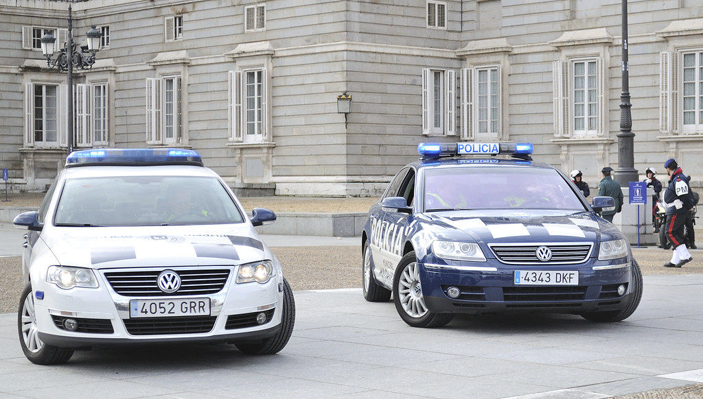 Policía Municipal de Madrid 12630153905_eacd656765_b