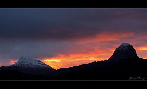 Cansip and Suilven by Jan M2