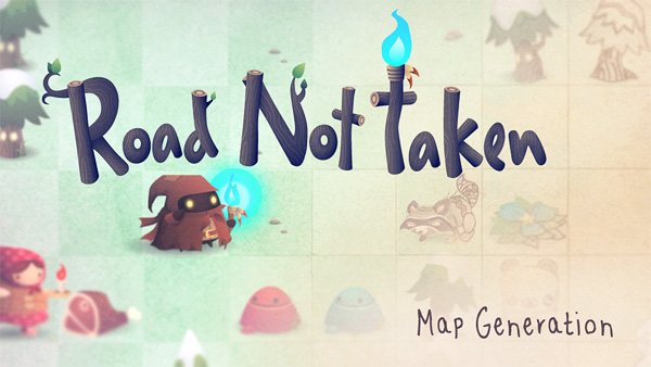 Road Not Taken on PS4 and PS Vita