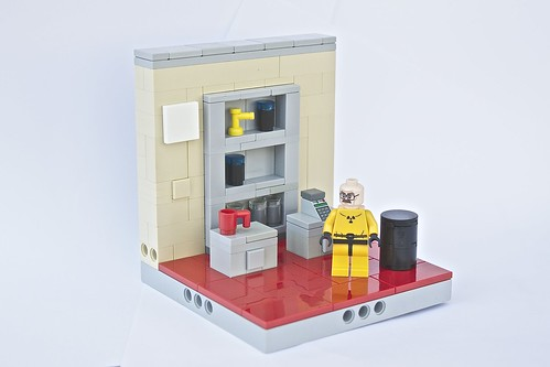 Breaking Bad: Super-Lab Playset