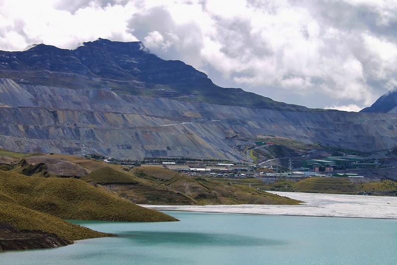 Antamina - Peru's biggest mine
