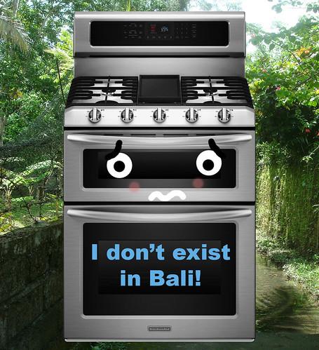 Bali oven