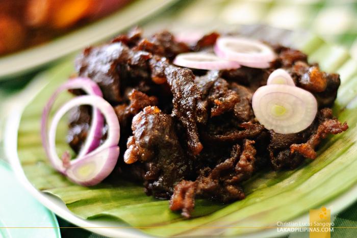 Loda Idang's Garlic Tapa