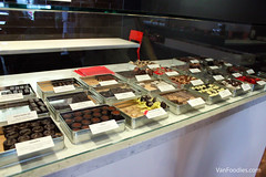 Chocolate Display Case