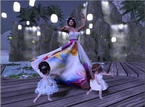 Lolita, Riley & Payton Oleander