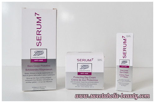 Boots no 7 anti aging products
