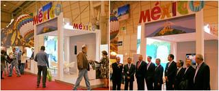 El Consejo de Promoción Turística de México y la Embajada de México en Portugal participan en la Feria Internacional de Turismo de Lisboa 2014 / Embamex Portugal
