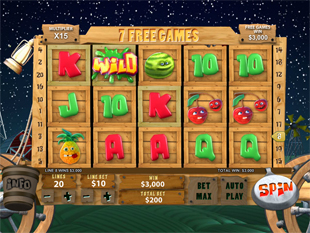 Funky Fruits Farm Free Spins