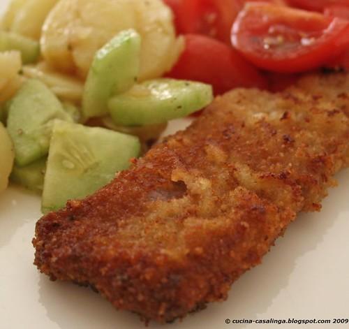 Lammschnitzel mit Salat klein copyr