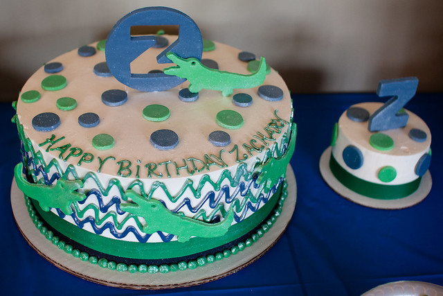 7 quick takes: an alligator birthday party, mystery beeping, & a crapload of pictures