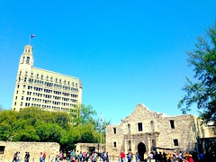 Emily Morgan and the Alamo