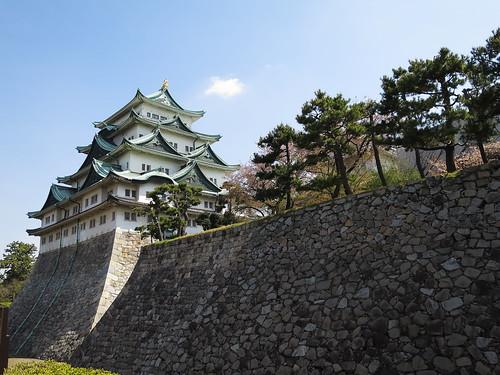 Château de Nagoya - vue générale