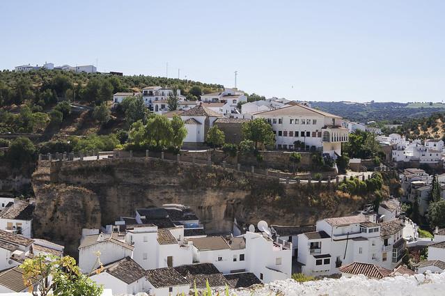 11. Setenil, Spain