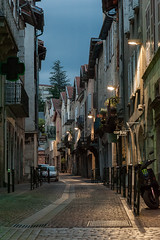 Rue Saint-Jacques, Villefranche de Rouergue - Photo of Savignac