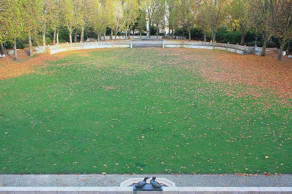 Rudolph-Wilde-Park, Berlin Schoeneberg, Germany, fotoeins.com