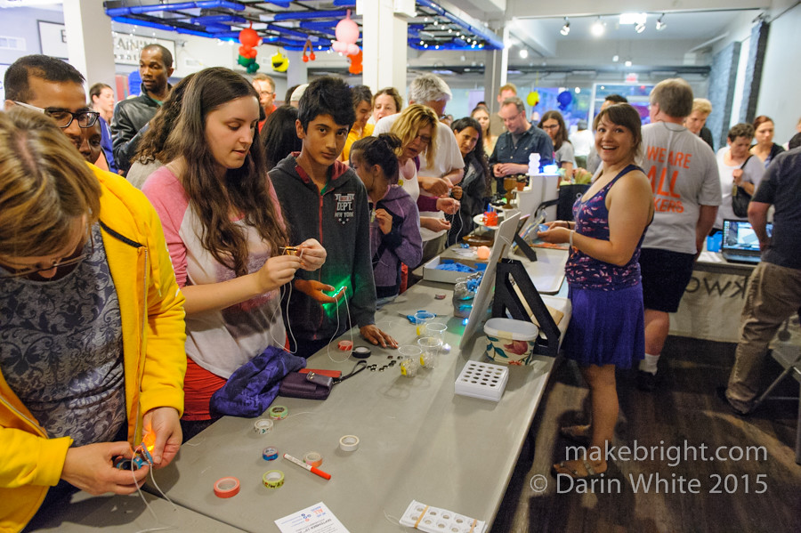 Maker Expo at Summer Lights Festival 2015 126