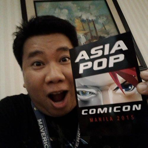 Asia Pop Comicon Manila
