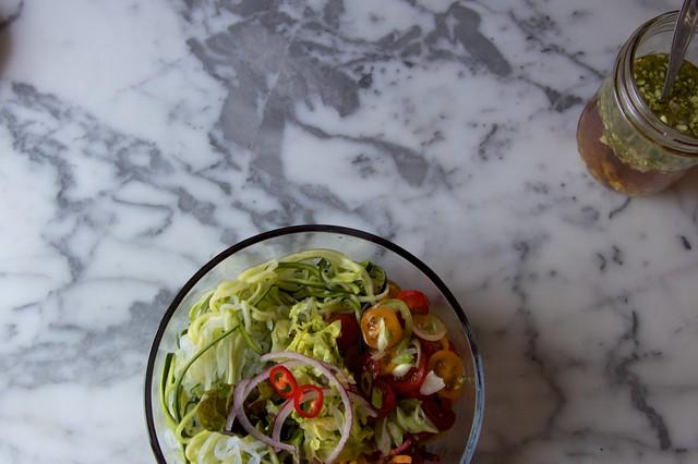 Cold Vietnamese Noodle Salad (10)