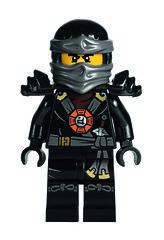 LEGO Ninjago 70751 - Cole