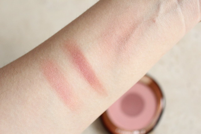 harlotte tilbury blush in sex on fire review and swatch