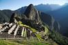 Macchu Picchu at sunrise