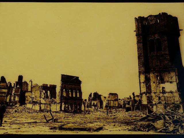 Bethúne después de la I Guerra Mundial