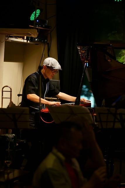Soul on Fire! live at Rakuya, Tokyo, 19 Jul 2015. 261