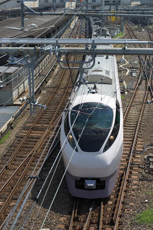 Tokyo Train Story 常磐線 2015年7月20日