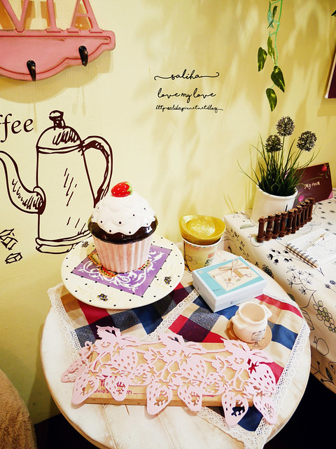 新店碧潭水岸風景區餐廳美食推薦薇甜咖啡甜點下午茶 (13)