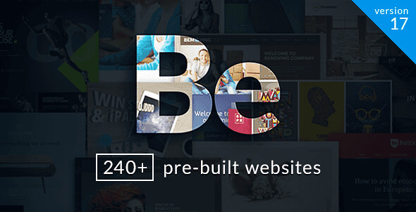 Free Betheme WordPress Theme download