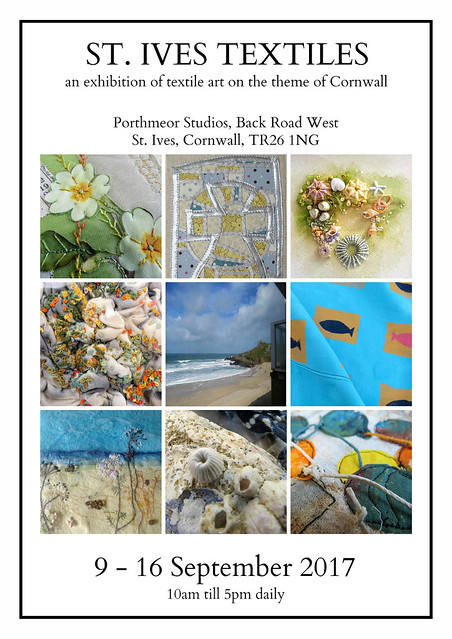St. Ives Textiles ... next exhibition