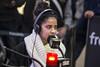 Atelier radio avec France Info