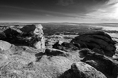 Stanage Edge Cowper Stone