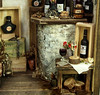 Vintage Small Wine Bar, old wine bar