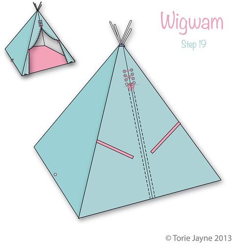 Wigwam Step 19