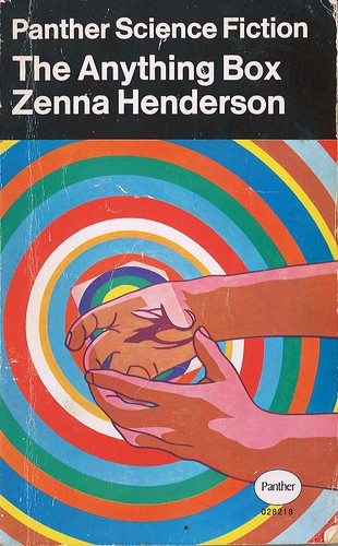 The Anything Box by Zenna Henderson. Panther 1969.