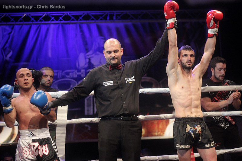 Sokratis Kerpatsi wins at Scorpion Night IV