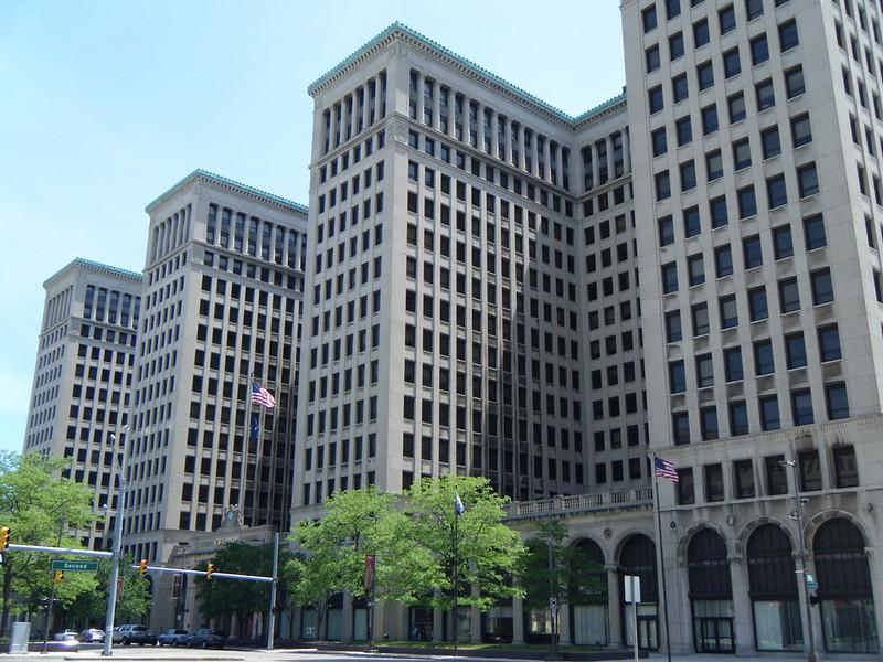 General Motors Building front
